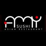 amy sushi logo